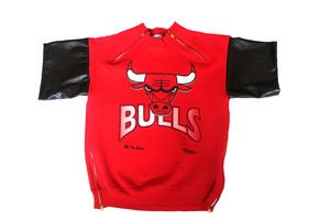 "Image of D.Fame ""Chicago Bulls"" Crewneck"