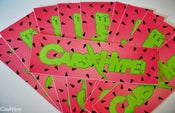 Image of Watermelon Stickers x2