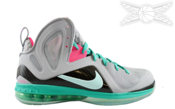 Image of LeBron 9 South Beach Elite