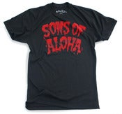 Image of SONS OF ALOHA Tri-Blend