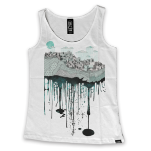 Image of Don't let it go to waste - Womens Tank