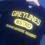 Image of Greylines - 'Somewhere Behind' T-Shirt
