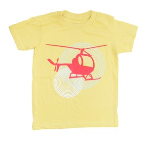 Image of Helicopter Tee