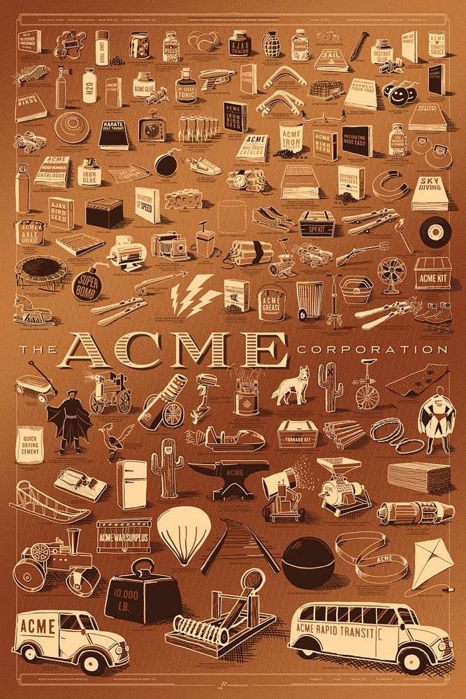 Image of The ACME Corporation - Luxury Copper Variant