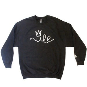"Image of Dreamers Rule ""RULE""  Graphic Print Crew neck"