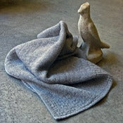 Image of organic cotton hand towel