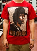 Image of Dj Quik Tee Red