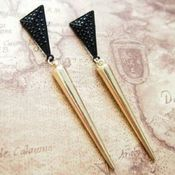 Image of So Pretty Spike Earrings