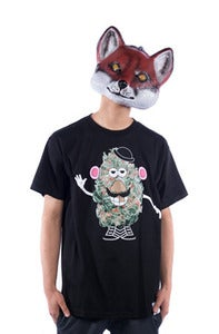 Image of Mr Pot-Head Tee - Black