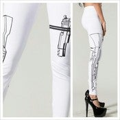 Image of Big Guns Leggings