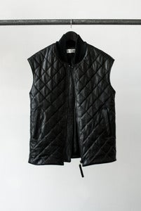 Image of OUTLANDER vest (black)