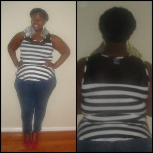 Image of Jail Bird Peplum 