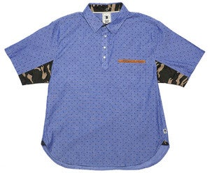 Image of BODEGA POLKA DOT S/S SHIRT