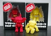 Image of Fully Articulated, Glyos Compatible, Keshi, Micro Ugly Unicorn!