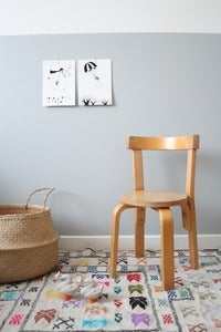 Image of Kids chair / chaise Aalto