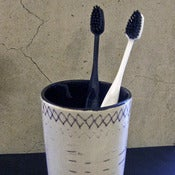 Image of Binchotan charcoal toothbrush