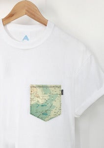 Image of AND.ALSO Island Pocket Tee <em>NEW</em>