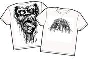 Image of Zombie Head Shirt