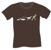 "Image of ""Evolution"" t-shirt"