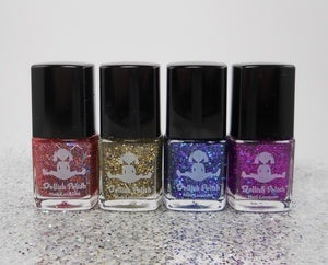 "Image of ""Super Diva"" Quattro MINI Polish Set"