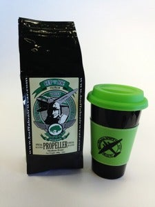 Image of Cup 'O Joe To Go & Propeller Blend Combo