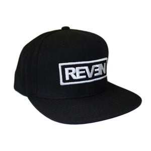 Image of Classic SnapBack-Black