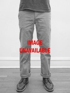 Image of Seconds: Gray Twill Miner Chinos