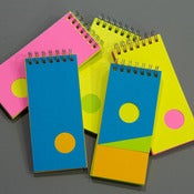 Image of neon pocket books