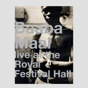 Image of Live at the Royal Festival Hall - DVD