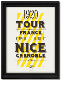 Tour Centenary / 1920
