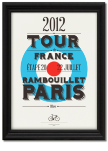 Tour Centenary / 2012