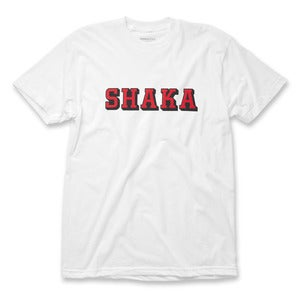 Image of SHAKA T-shirt - White