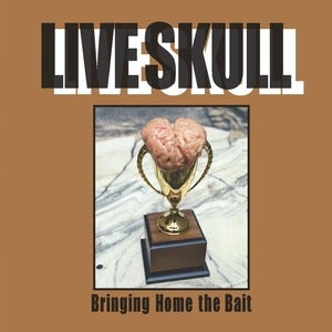 Image of Live Skull - Bringing Home the Bait LP (dsr057LP) - 1st pressing - ltd to 300 copies - grey vinyl