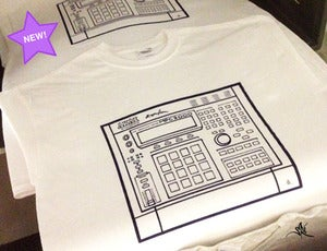 Image of AKAI MPC 3000 - Tee Shirt