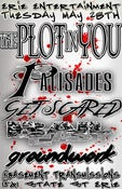 Image of May 28th- THE PLOT IN YOU/GET SCARED/PALISADES 