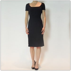 Image of The Perfect Black Dress