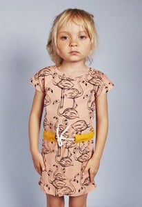Image of Mini Rodini - Flamingo Dress
