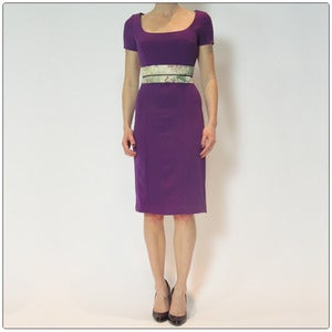 Image of The Perfect Mulberry Dress