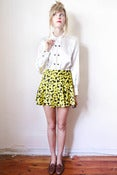 Image of yellow bows skirt