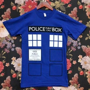Image of 'Police Box' Shirt