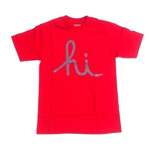Image of IN4MATION - HI TEE ( RED/3M )