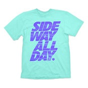 Image of ANGLE (ALL DAY) - PURPLE/WATER - *Pre-Order - SUMMR 2013