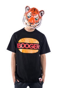 Image of Booger Burger Tee - Black