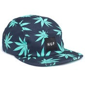 Image of HUF - PLANTLIFE BOX LOGO VOLLEY (NAVY)