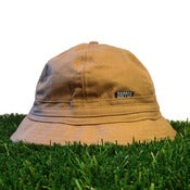 Image of DAPPER - HUNTER S SAFARI BUCKET (TAN)
