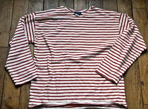Image of Vintage Breton Marine Sweater