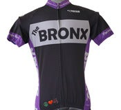 Image of The Bronx Cycling Jersey - A Peace, Love & Pedals cycling jersey classic for men and women!