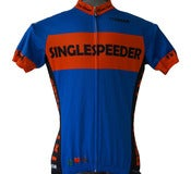 Image of Singlespeeder Cycling Jersey - An Urban and Offroad Cycling Jersey Classic for men and women!