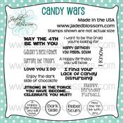 Image of Candy Wars (4x4) ~ Peachy