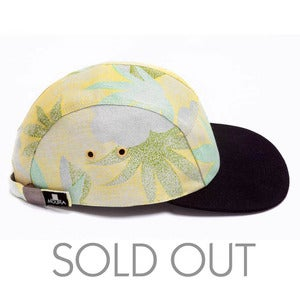 Image of MOUPIA Weed Sunrise 5 panel hat